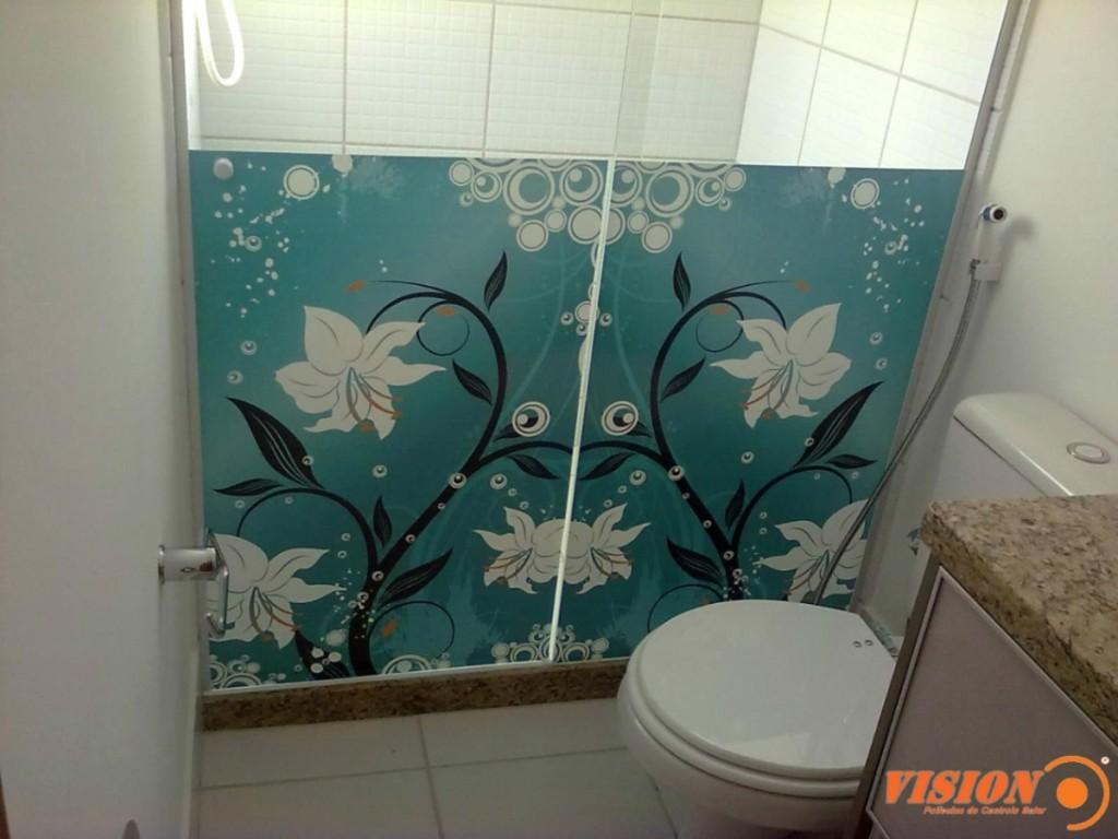 Imagens de #AF4F1C Películas para Box de Banheiro Vision Películas 1024x768 px 2870 Box Banheiro Jardim Canada